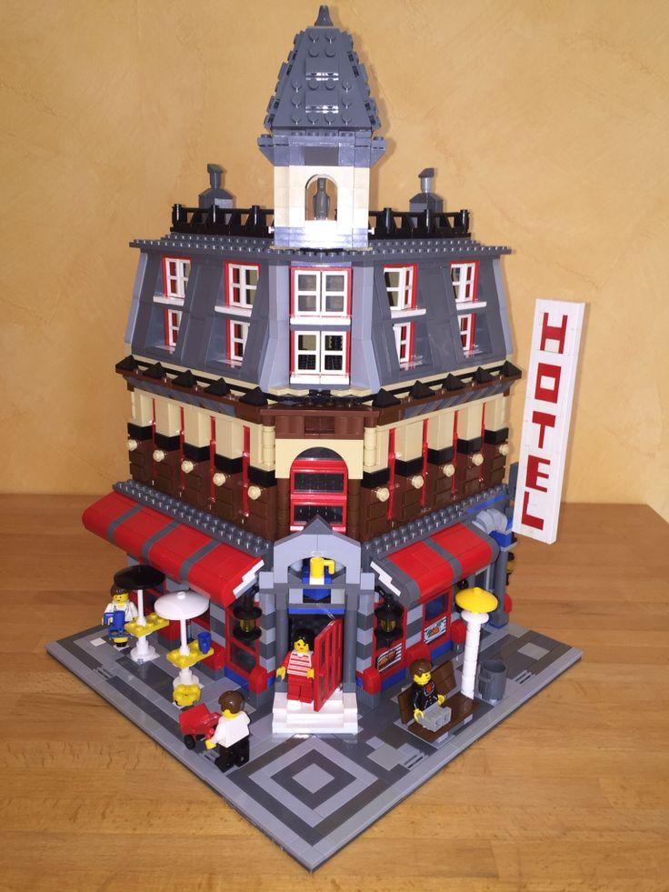 41 best Lego City images on Pinterest | Lego city, Lego modular ...