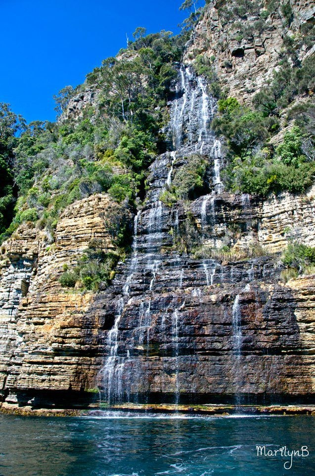 Waterfall Bay, Tasmania
