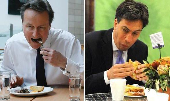 ed miliband bacon sandwich - Google Search