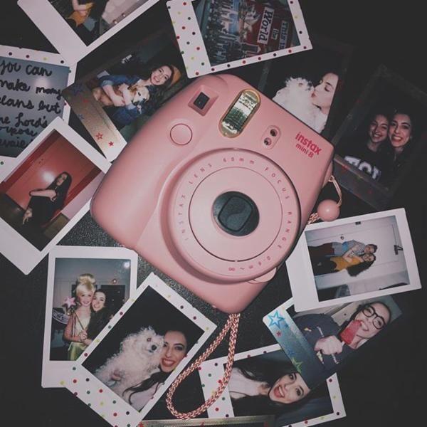 Polaroid Pictures- Locker