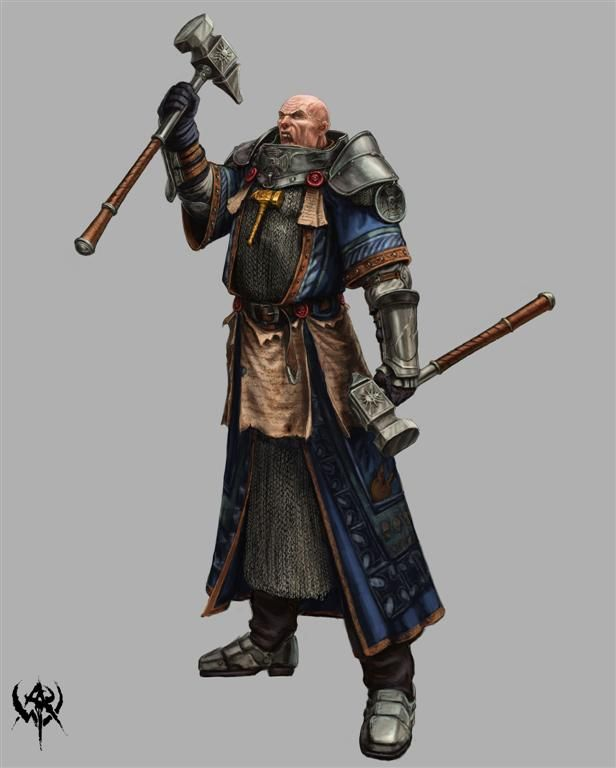 #Warhammer Online: Age of Reckoning - Artwork