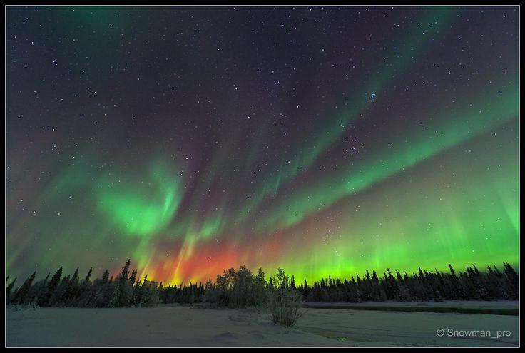 Метеоритный дождь и полярное синие - Александра Горяшко