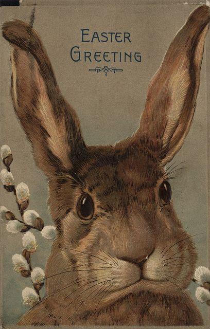 Vintage Easter Postcard on Flickr.