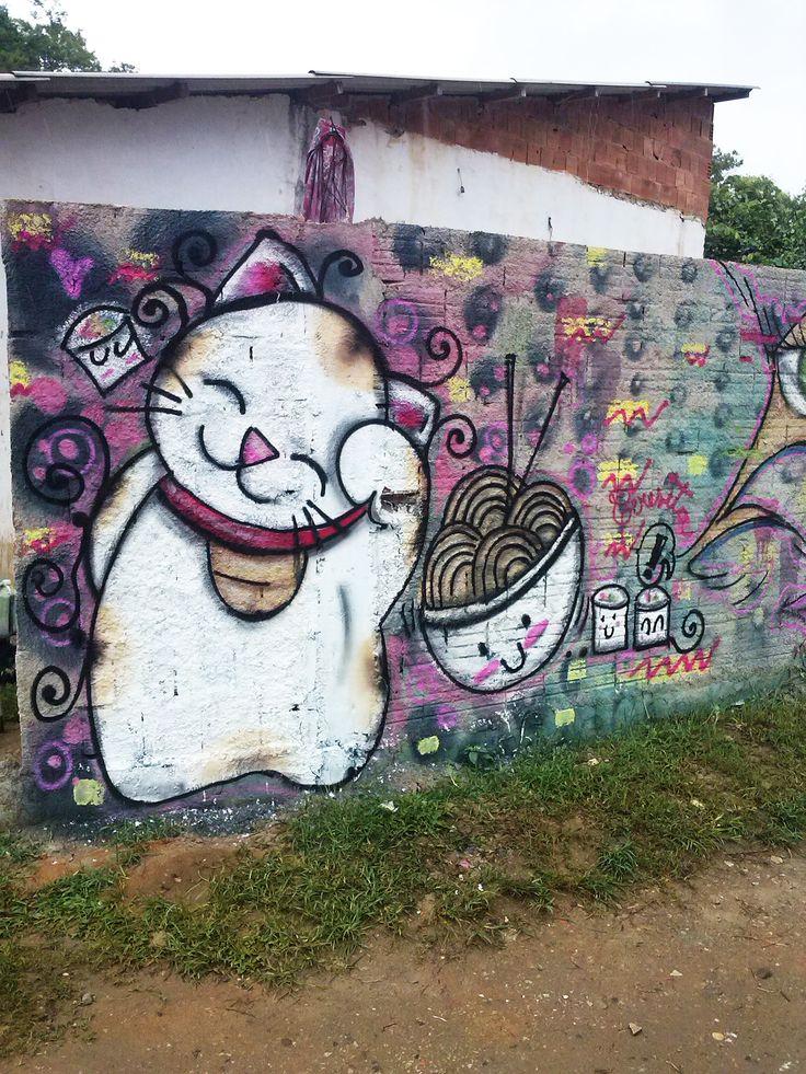 graffitti 2014 by Ceresita Quintana