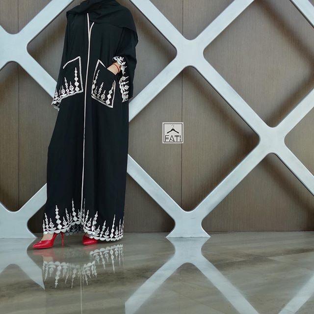 @fati_collection974 more abaya looks /Amaliah.co.uk