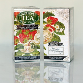 Canadian Ice Wine Tea Bags