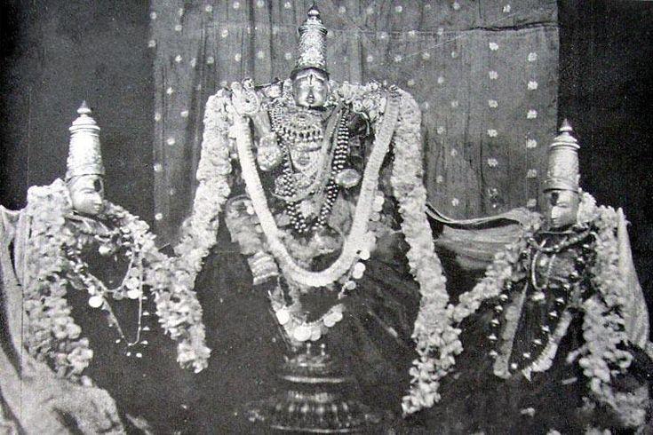 ದೇವರ ಮೂರ್ತಿ  - ತಿರುಮಲ