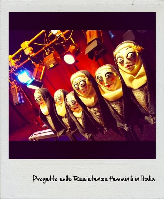 TOUR DATES  13 aprile 2013, Asolo  09 aprile 2013, Teatro Super, Valdagno  25-26 marzo, Teatro Cuminetti, Trento  dal 15 al 17 e dal 20 al 24 marzo 2013, Teatro del Buratto, Milano  12 marzo 2013, Teatro Ca' Foscari, Venezia  08 marzo 2013, Teatro Astra, Vicenza  03 marzo 2013 Teatro Rosaspina, Montescudo (RI)  09 febbraio 2013 Teatro Colonna, Vittoria (RG)  09 gennaio 2013, Teatro Pasolini, Cervignano (UD)      ph_marta cuscunà