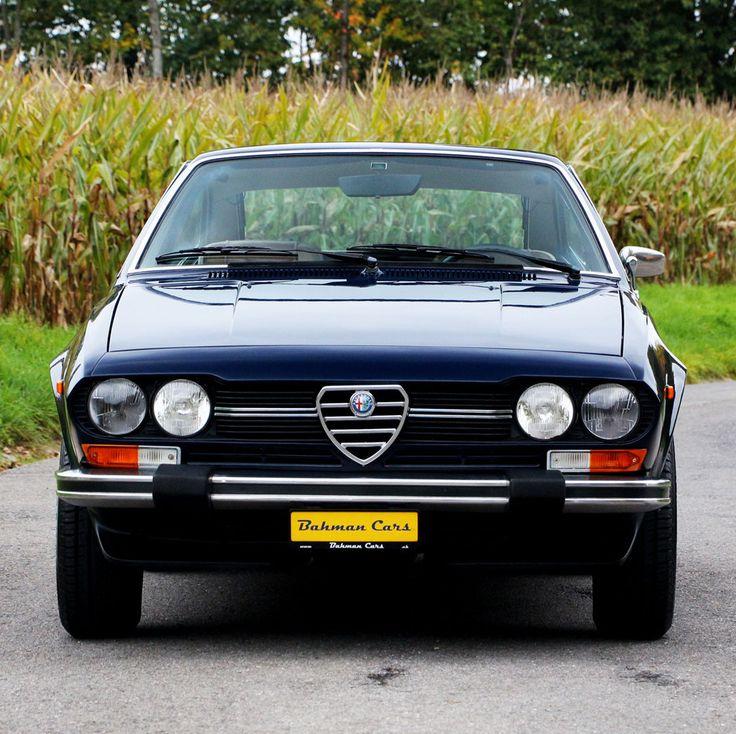 Bahman Cars: ALFA ROMEO Alfetta GTV 2.0 (Coupé)