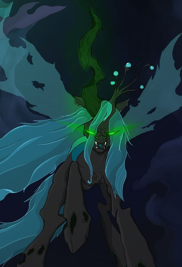 My Little Pony Queen Chrysalis Poster Available at: https://www.etsy.com/listing/185459083/mlp-poster-queen-chrysalis-my-little?ref=shop_home_active_24