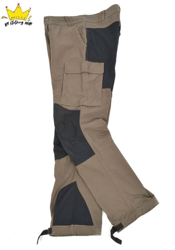 ab71ff813 LUNDHAGS Mens Boot-loc System Outdoor Hiking Campping Pants Trousers ...