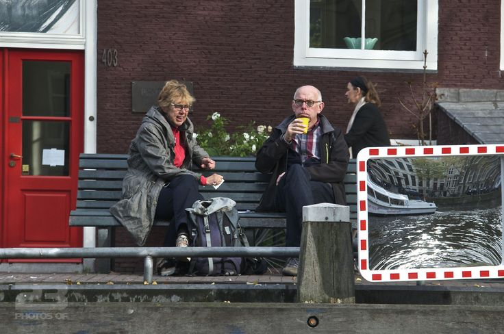 Coffee Canalside photo | 23 Photos Of Amsterdam