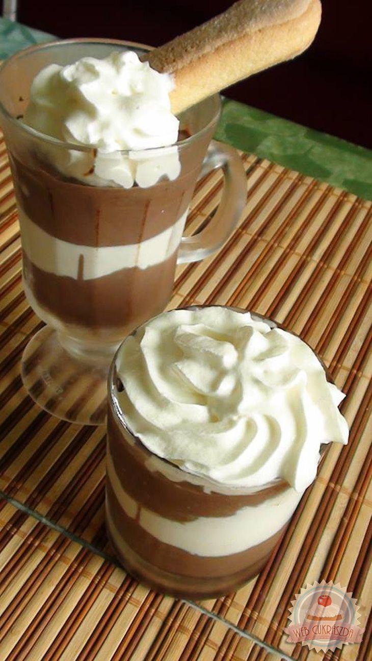 Csokis monte