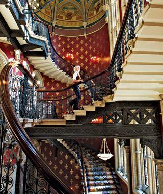 St Pancras hotel