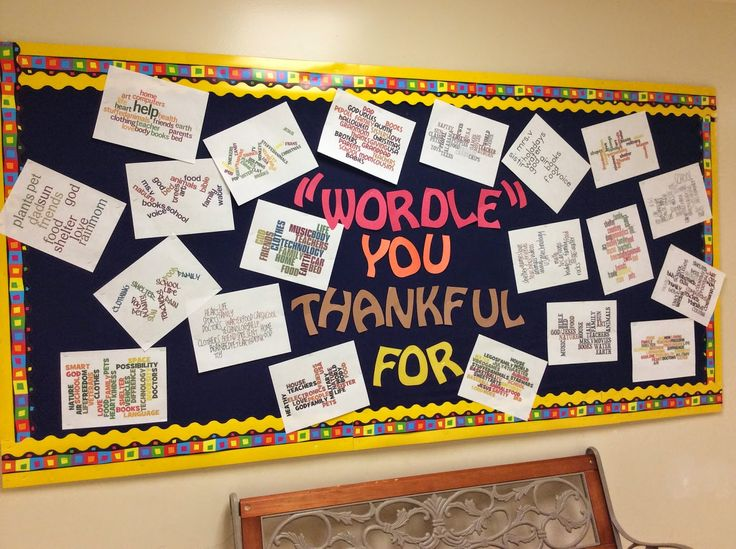 Here is a little secret about me...I LOVE bulletin boards. I love coming up with creative phrases and getting to use my creativegene to cr...