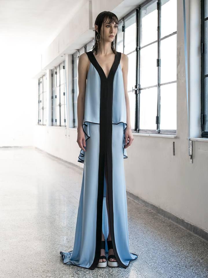 #SteliosKoudounaris #greekdesigner #SS15 #collection #instore #Omberon
