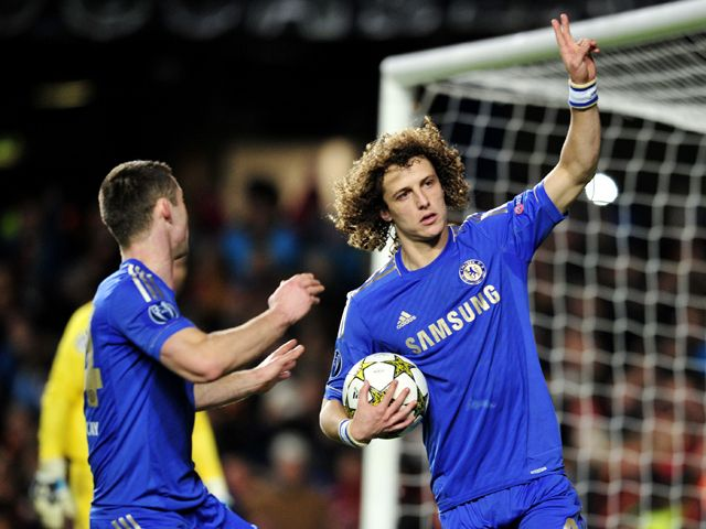 Team News: David Luiz replaces injured John Terry as Chelsea host Liverpool