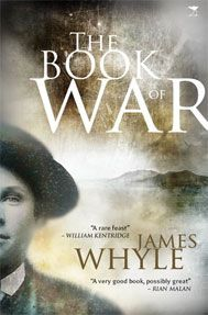 The Book of War is Book of the Month at AfricaBookClub