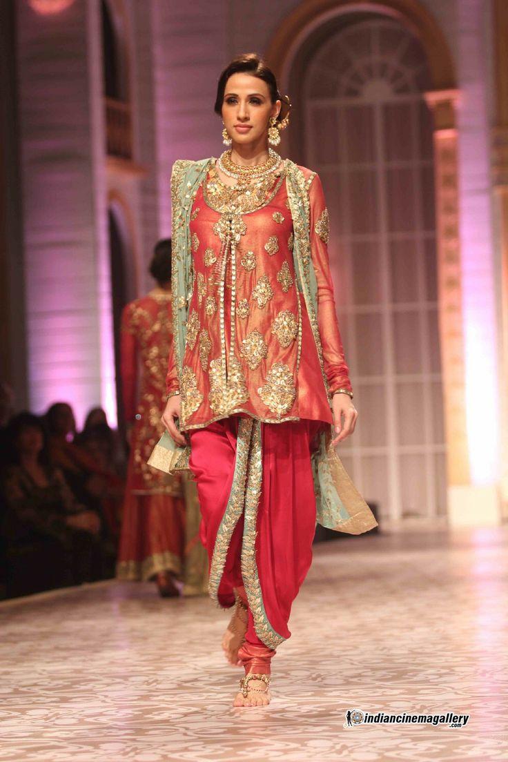 Ashima & Leena http://www.al-design.in/ @ Aamby Valley India Bridal Fashion Week (Dec) 2013