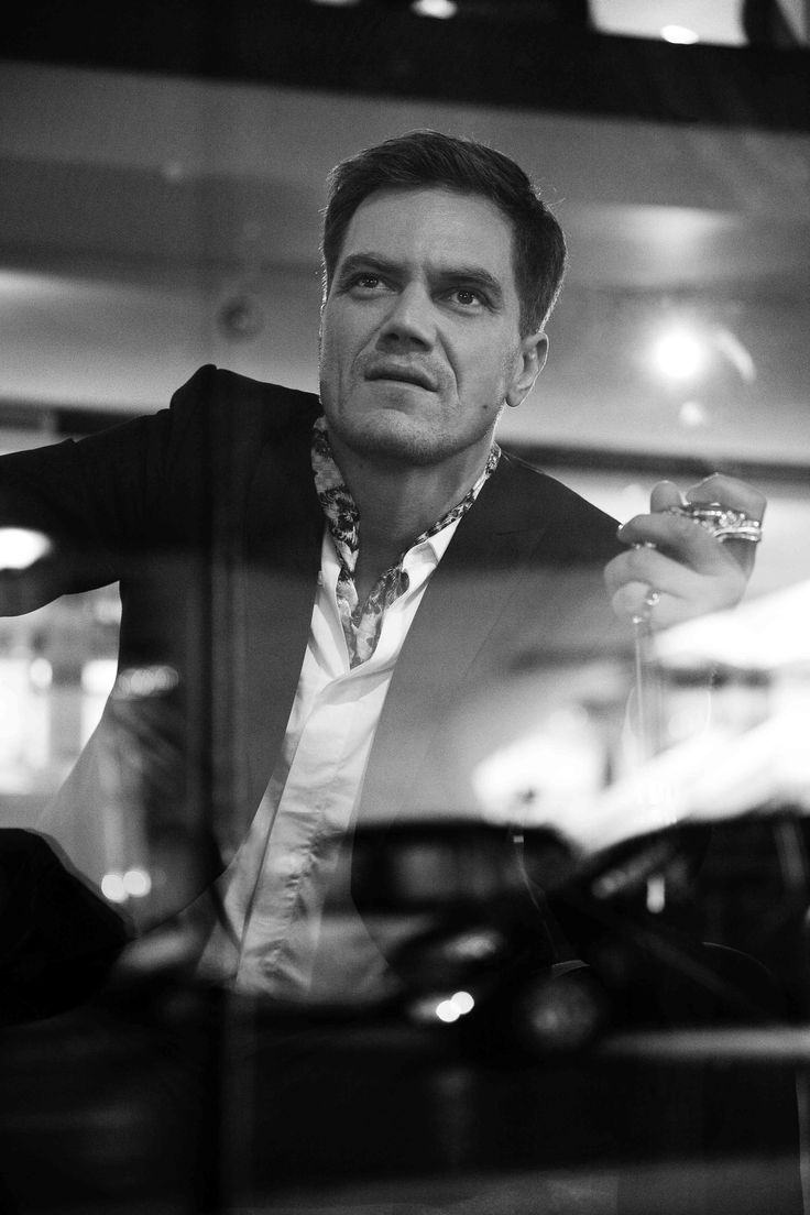 Michael Shannon / Fault Magazine, July 2013 ..... uploaded by www.1stand2ndtimearound.etsy.com