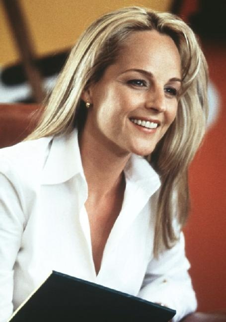 Helen Hunt - my face/hair twin