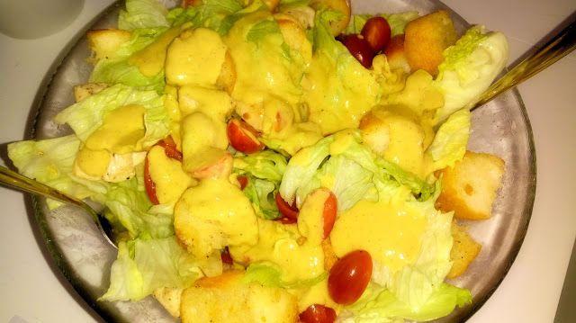 Wyprawy kulinarne: Sałatka cezar z kurczakiem