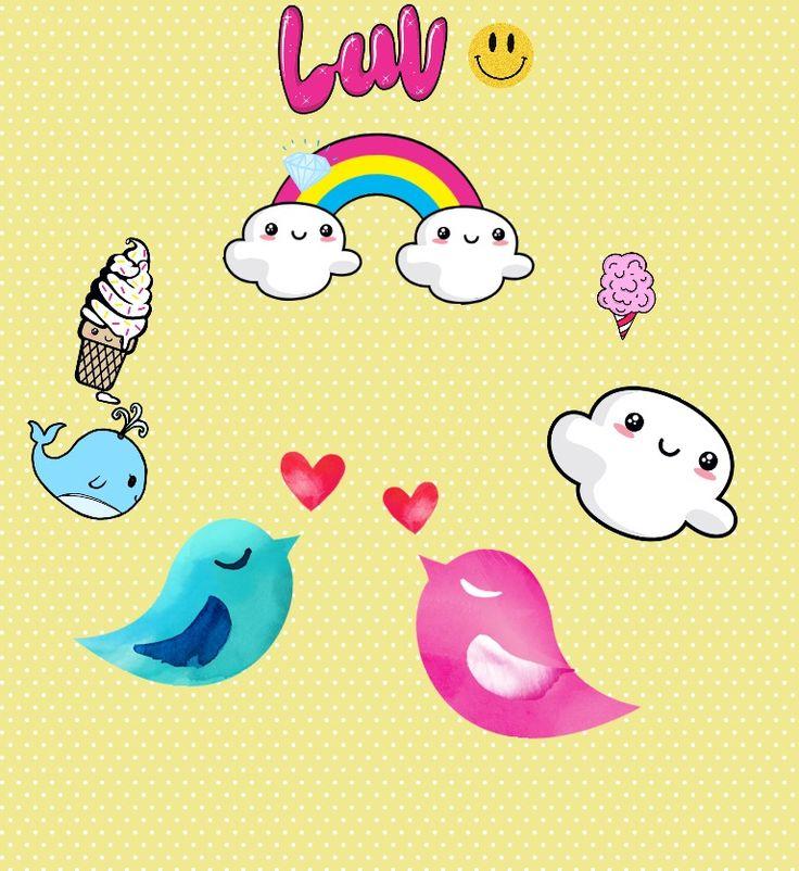 Cute little poster