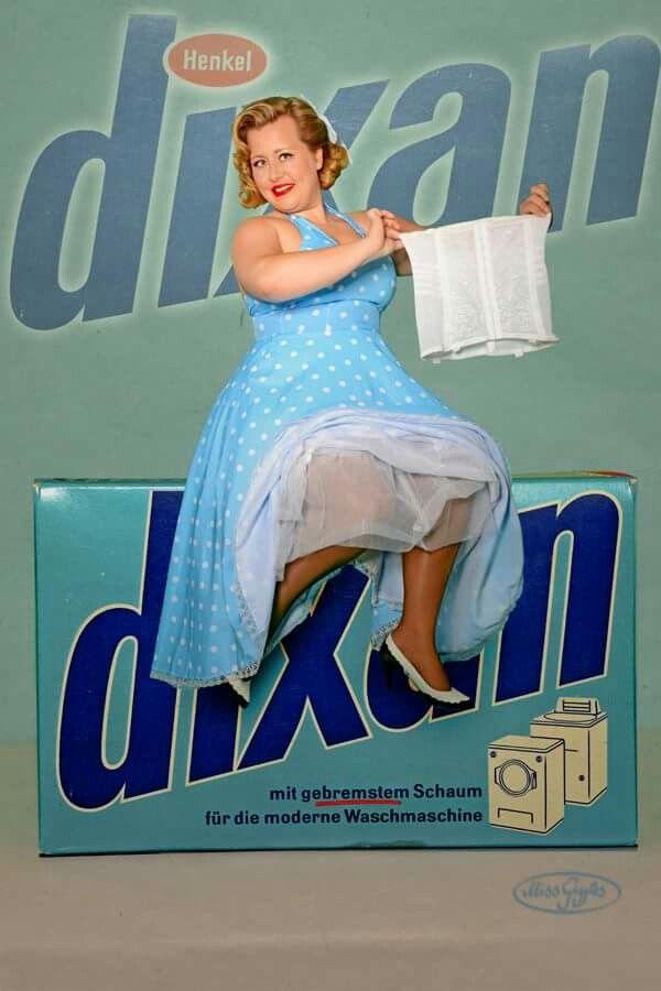 Waschmittel Werbung Nostalgie