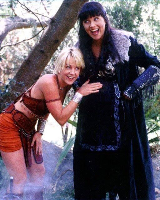 62 best Xena and Gabrielle images on Pinterest