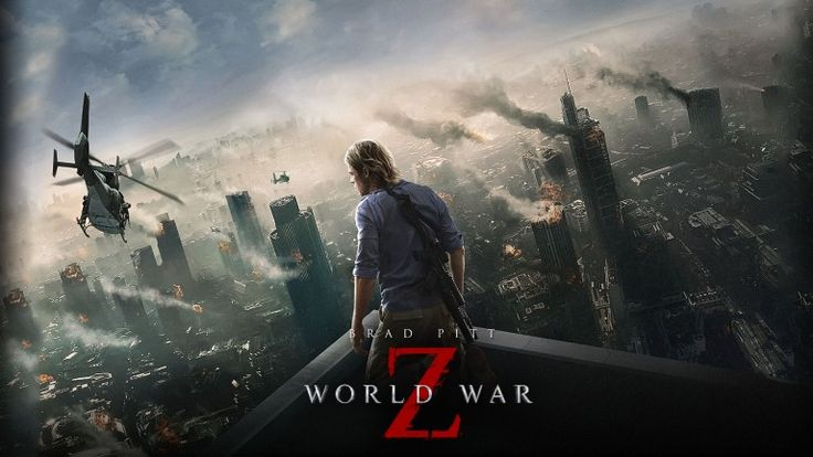 Download Film World War Z (2013) BluRay Subtitle Indonesia