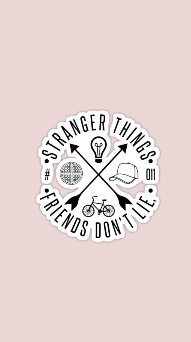 Pin About Stranger Things And Stranger Things Quote On