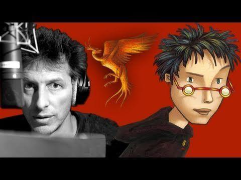 Rufus Beck spricht über HARRY POTTER und die Arbeit an einer Hörbuch-Legende