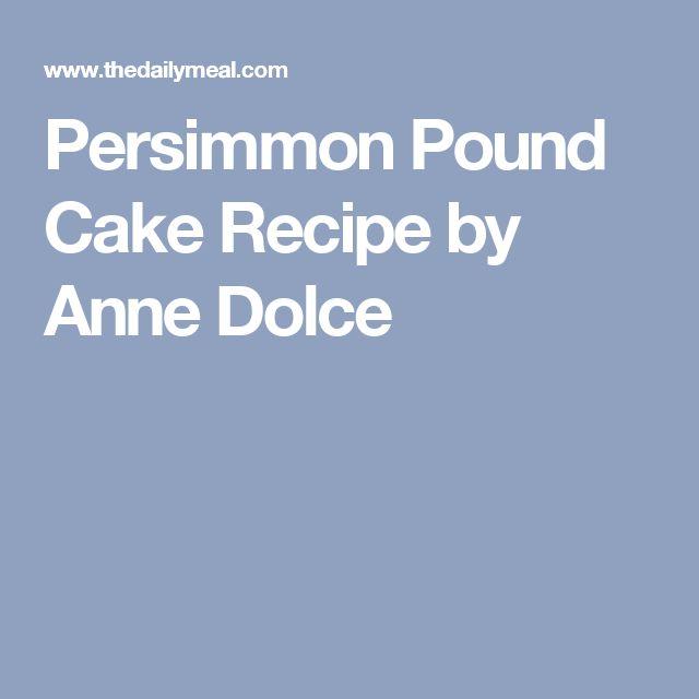 Más de 1000 ideas sobre Persimmon Recipes en Pinterest   Recetas De ...