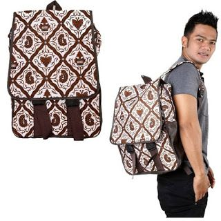Ransel motif Batik ~ Koleksi Batik GaleriPos