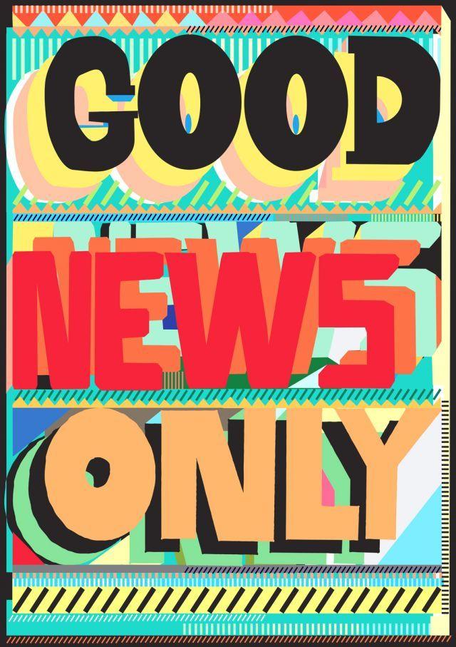 Good News Only | RUDE | makersmgmt.com