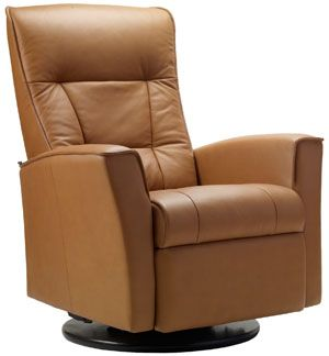 Fjords 775 Ulstein Ergonomic Swing Recliner Chair Norwegian Scandinavian Lounger