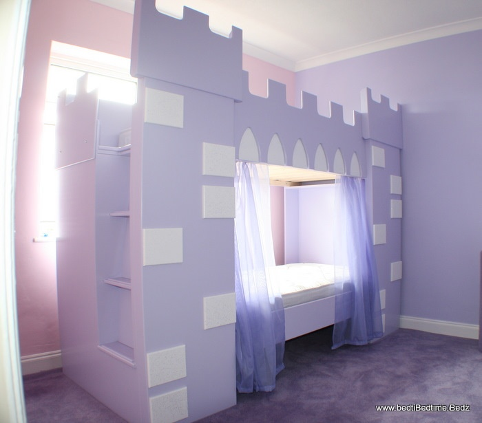8 best castle bed ideas images on pinterest castle bed princess room and princess beds