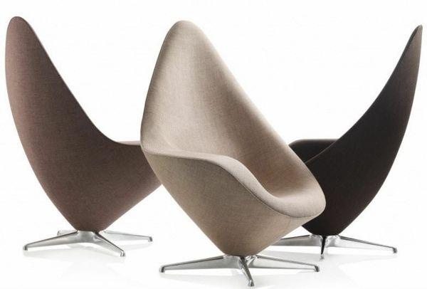 Comfortabele Design Fauteuil.23 Modellen Van Moderne En Comfortabele Design Fauteuil Fauteuil