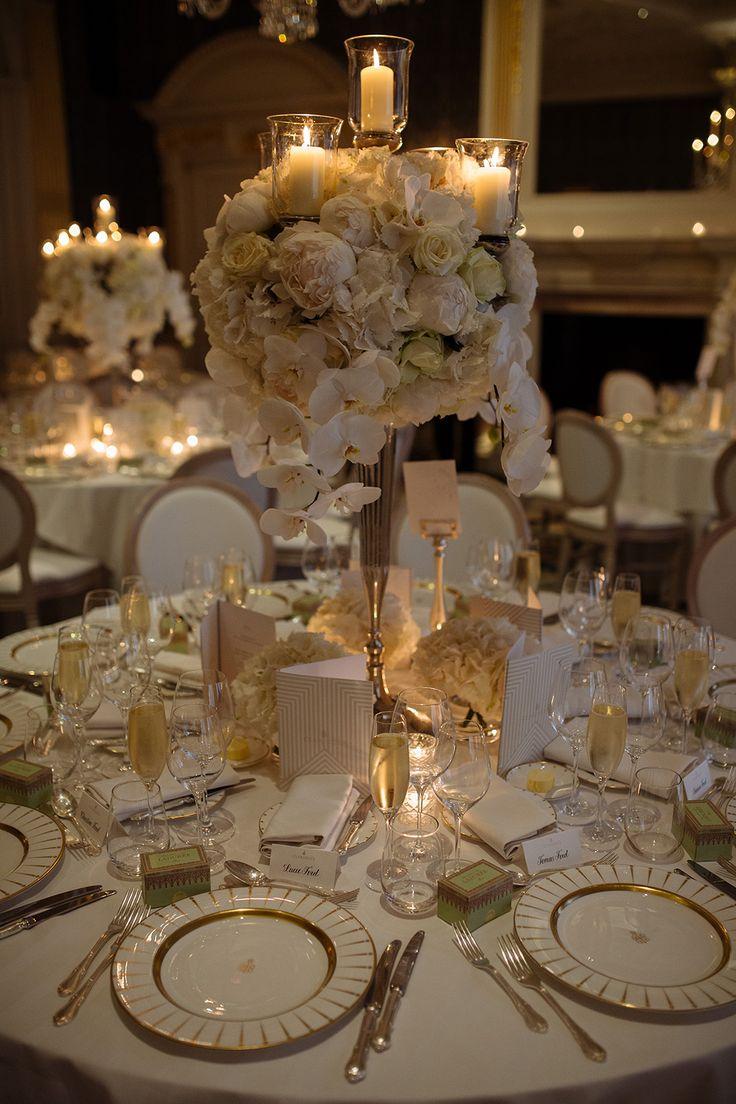 Отель claridges свадебные тосты фотографии