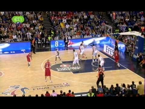 The highlights from the Euroleague Final 12/5/13 Olympiakos Piraeus - Real Madrid 100-88!!The conquest of the 3rd Euroleague title in the history of Olympiakos!!!