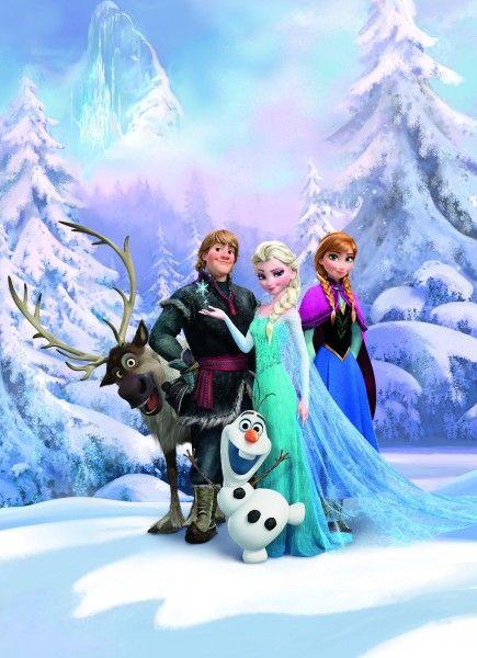 Alles wat hier telt is de magie van het moment. Welkom in de wereld van Frozen. Dit foto realistisch behang zal in 4 banen (elk 92x127cm) worden geleverd. Dit brengt tot een totale grootte van 184 x 254 cm. Een aantal eigenschappen van het behang: – Grootte: 184×254 cm, 4 delen – Het aanbrengen is […]