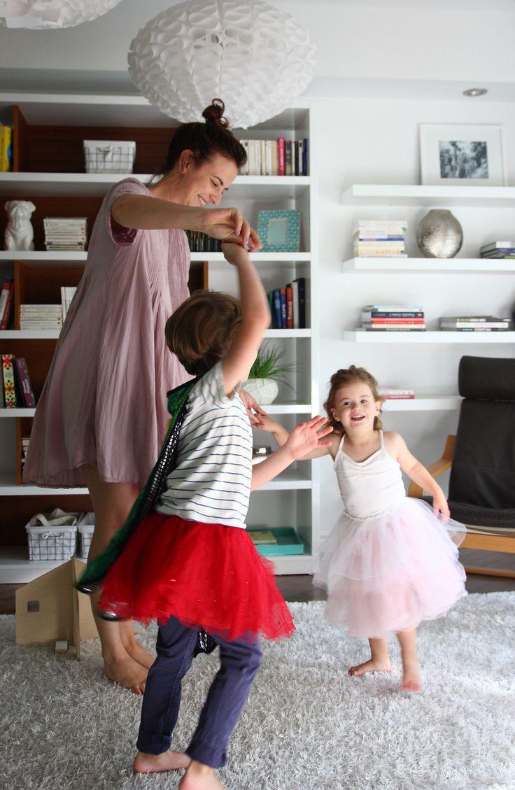 À toutes les mères-acrobates de l'ordinaire <3