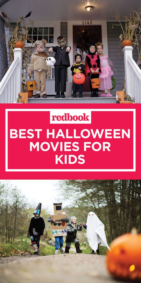 Scare up some excitement with these kid-friendly Halloween movies, deemed the best of the best by our Facebook and Twitter fans.
