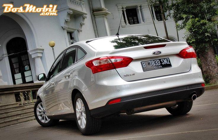 All New Ford Focus Titanium Sedan 2.0L - Si Sedan Futuristik #carreview #bosmobil