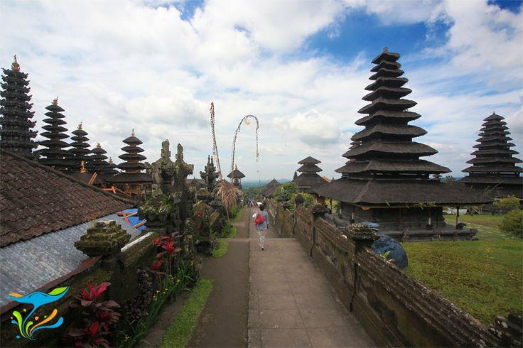 Besakih Temple, East Bali