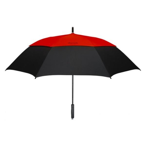 DAVEK-GOLF Umbrella Deep Red