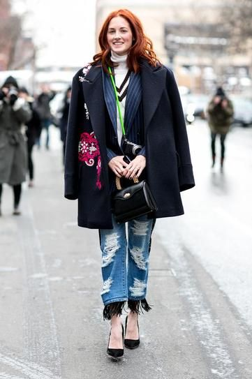 Taylor Tomasi Hill #StreetStyle #TTH