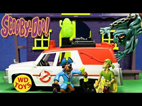 New Ghostbuster Ecto 1 Vehicle With SCOOBY DOO Toy Video PARODY, Unboxing - WD Toys - http://yourtoyzoo.com/new-ghostbuster-ecto-1-vehicle-with-scooby-doo-toy-video-parody-unboxing-wd-toys/