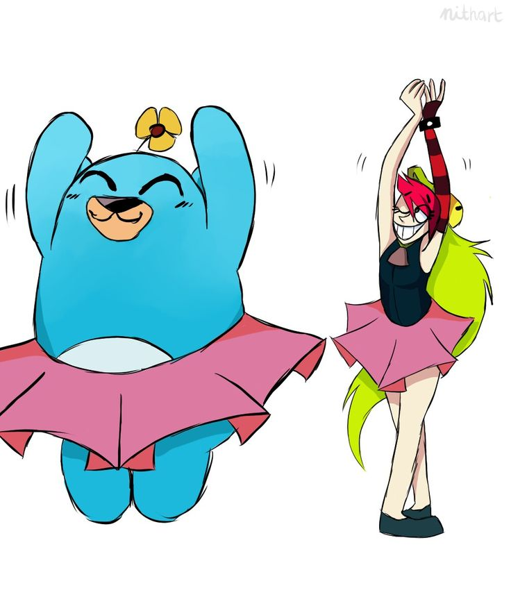Ballet lesson with Demencia and 5.0.5