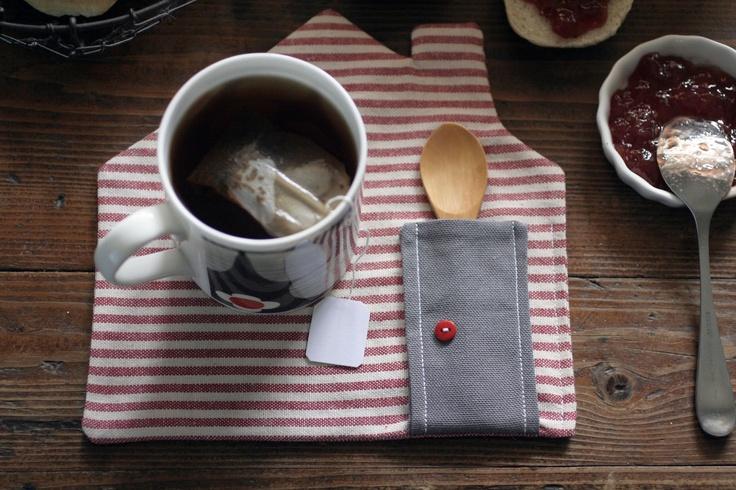 tovagliette da tè.